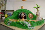 Hobbit Hole Cake v1