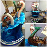 Viking Cake : Complete by The-EvIl-Plankton