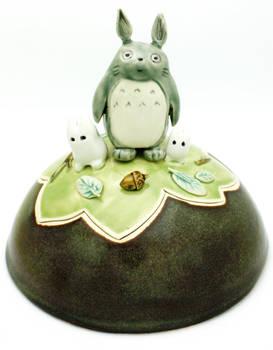 Totoro Bubble Box