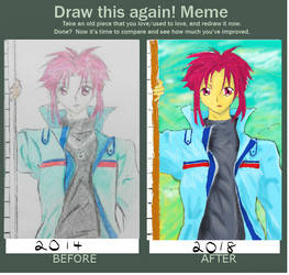Draw This Again - Nachi