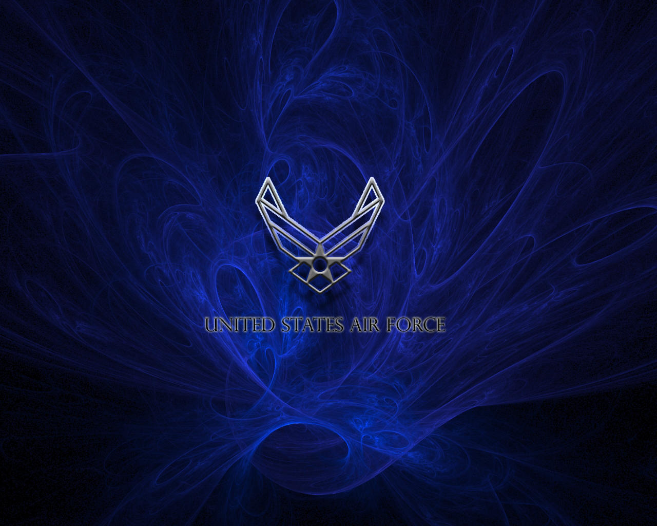 Usaf Logo Wallpaper A tribute to the usaf  byUsaf Iphone Wallpaper