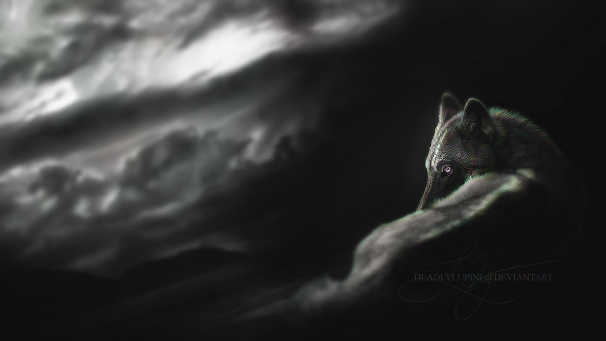 Umbra by deadlylupine