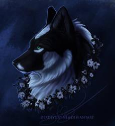 Azariah- The dark flower by deadlylupine