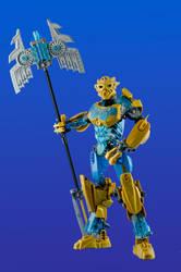 Gali: Golden Armour