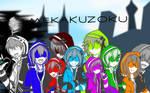 MEKAKUZOKU Cover 1.5