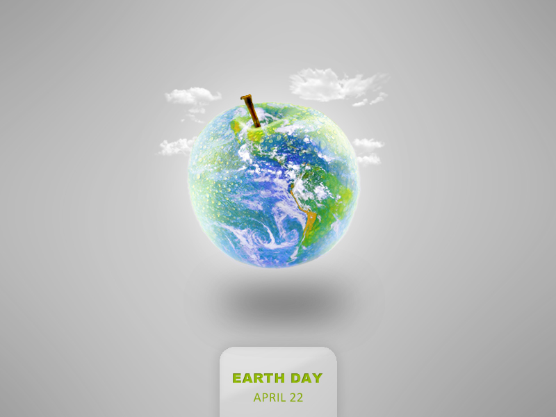 Earth Day by hesamsaken