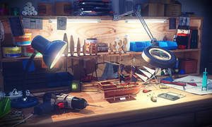WorkBench by hesamsaken