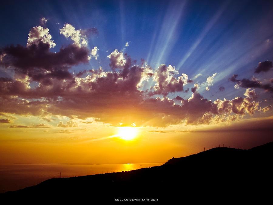 Solar dominion by Koljan