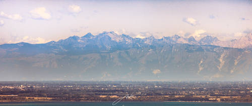 The call of the mountains by Koljan