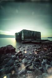 Bridge debris by Koljan