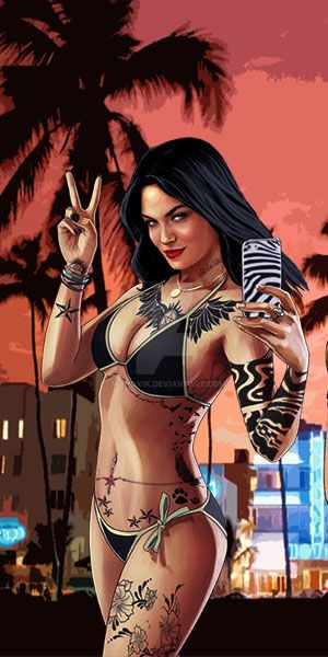 Gta v nude drawings images 989