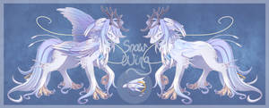 [CLOSED] Heart Lure Auction: Snow Wing