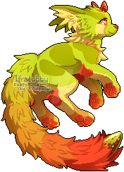 [Trade] Asriel Pixel by Dracobby
