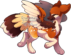 [C] Sparrow Pixel by dracooties