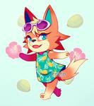 [Animal Crossing] Audie