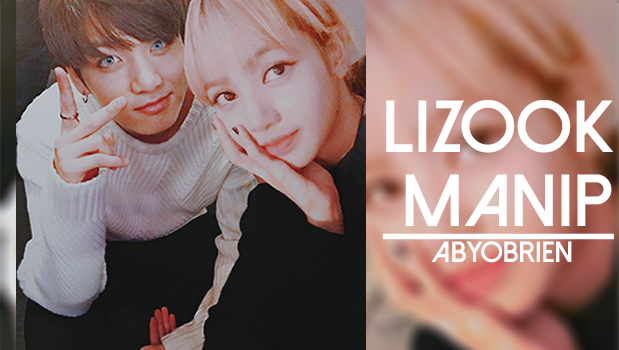 MANIP #06    Lisa Manoban and Jeon Jungkook by AbyObrien on DeviantArt