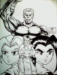 Dragonforce 2 inked