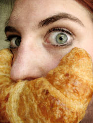 Croissant Madness by Pubine