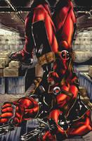 Deadpool 2 by LadyOrange