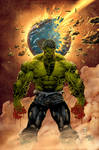 Hulk: Asunder - Colored