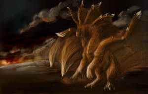 Red Dragon by elen89