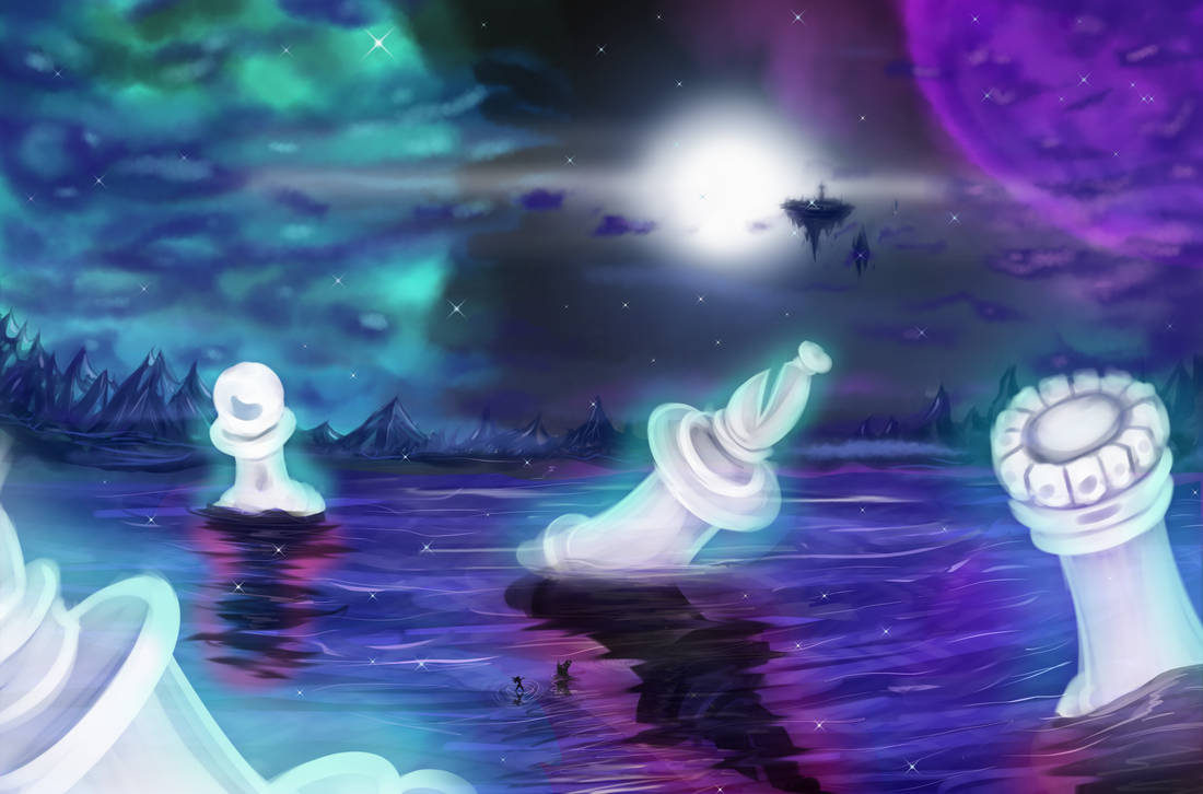 The Sea of Equilibrium by FlamingDildo