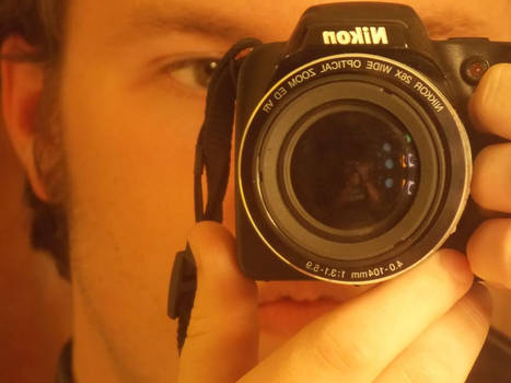 Concept- My Camera and I