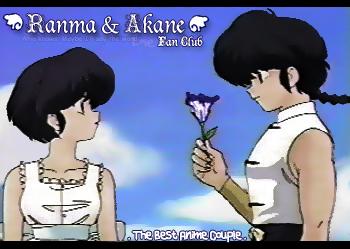 Ranma Akane By Vmove WINNER And