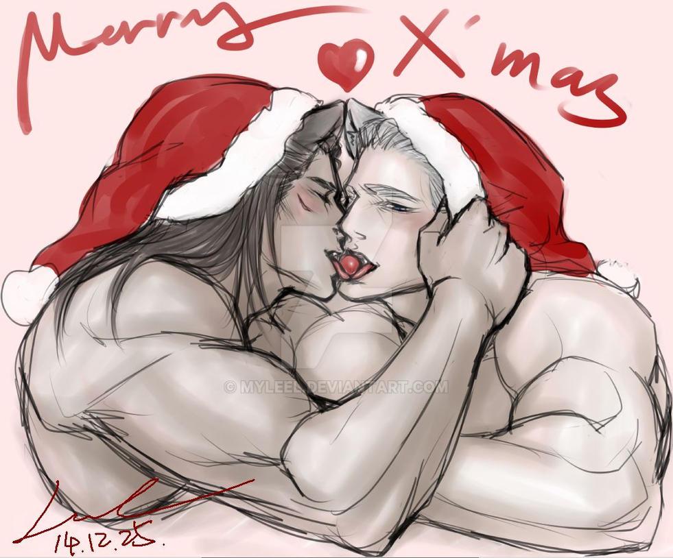 Merry X'mas~ by myleel