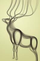 deer by e-gart