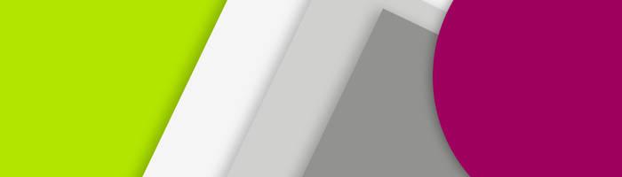 Material Screen Header by EICHKORN-media