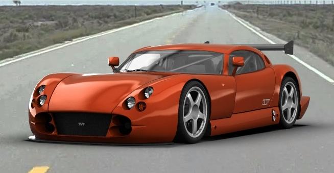 1998 TVR Cerbera Speed 12 by bhw2279 on DeviantArt
