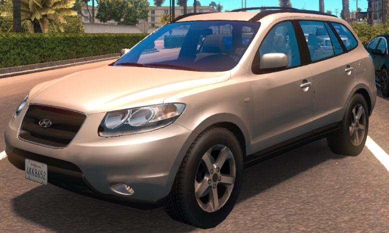 2007 Hyundai Santa Fe by bhw2279