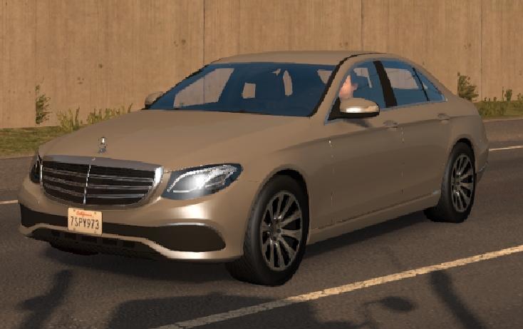 2018 Mercedes-Benz E-Class by bhw2279