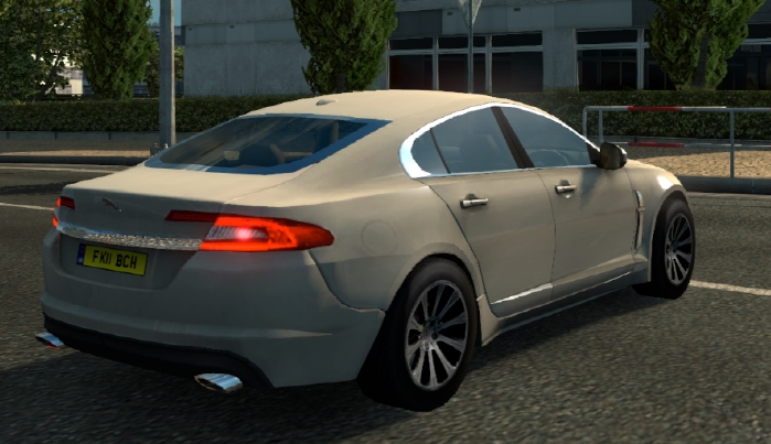 Delightful 2010 Jaguar XF Supercharged By Bhw2279 ...