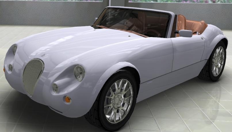 2006 Wiesmann Roadster Mf3 By Bhw2279 On Deviantart