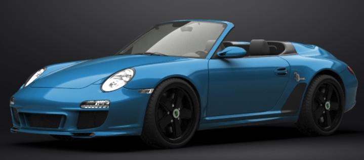 2011 Porsche 911 Speedster By Bhw2279 On Deviantart
