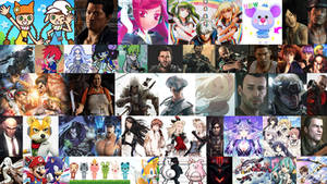 Best Character of 2012 Video Games by bhw2279