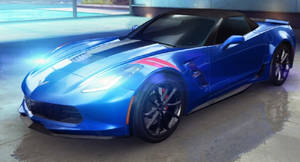 2017 Chevrolet Corvette Grand Sport C7 Convertible