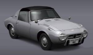 1966 Toyota Sports 800