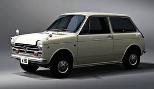 1968 Honda N360