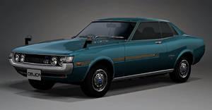 1971 Toyota Celica 1600 GT