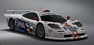1997 BMW McLaren F1 GTR