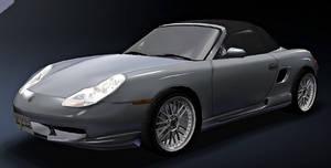 2001 Gemballa GTR 500