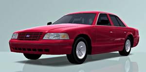2002 Ford Crown Victoria LX Sport