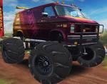 GMC Vandura G-1500 Monster Truck