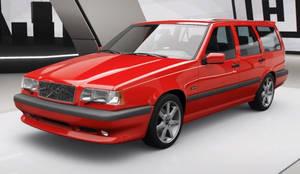 1997 Volvo 850 R Estate