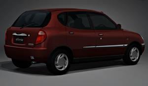1999 Daihatsu Storia CX 4WD