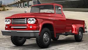 1958 Dodge Power Wagon W300