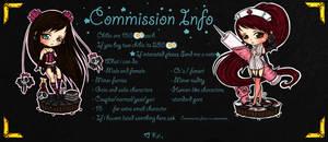Chibi Commission Info by keitara